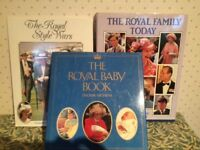 The royal family. Books