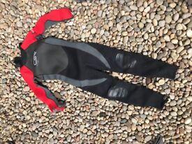 CSR by crewsaver wet suit