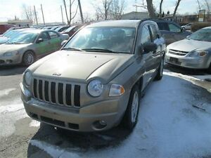 2007 Jeep Compass Sport/North very nice clean suv