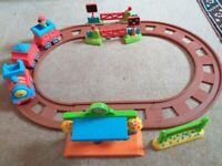 Early Learning Child's Happy Land Magic Motion Train Set