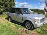 Diesel Range Rover vogue automatic
