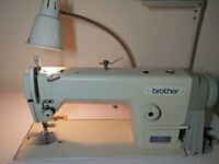 Brother Industrial Sewing Machine SL 755 3A Straight Stitch