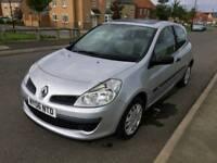 Renault Clio 1.4 full mot cheap car