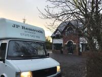 JP Removals - Fully Insured-Friendly-Reliable-Competitive-Local and National Moves welcome