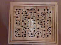 Labyrinth - Wooden Master for sale  Leicester, Leicestershire