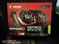 MSI GeForce GTX 1070 GAMING X 8GB GDDR5 Graphics Card
