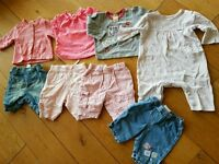 Wholesale Job lots, Baby Clothes: Size 3-6 Months