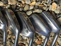 Haley golf clubs set of irons