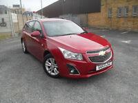 Chevrolet Cruze Lt Auto Petrol 0% FINANCE AVAILABLE