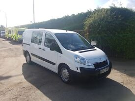 CHOICE OF 2 Peugeot EXPERT HDI TEPEE S/G L1 5-6 SEATER CREW DOG UNIT YOUR NEW DAY