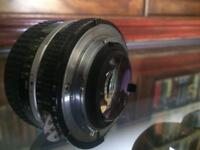 Nikon ais 50mm 1.4 lens