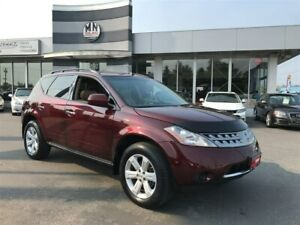 2007 Nissan Murano S AWD Leather Fully Loaded Only 111, 000KM