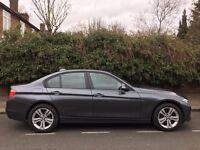 2014 Bmw 3 series NEW shape-36K-new bmw service and Health check
