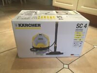 Brand new unopened in the box Karcher SC4 Steam Cleaner