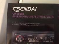 Sendai CD 988BT Car stereo