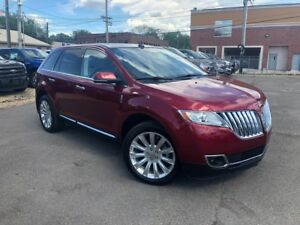 2014 Lincoln MKX | CERTIFIED PRE-OWNED | 2.9% FINANCING OAC | EX