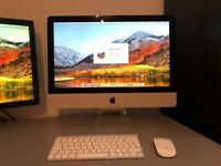 Apple iMac 21.5'', CPU i7 3.1Ghz, 16GB ram, 1TB Fusion Drive, Late 2012 highest specs