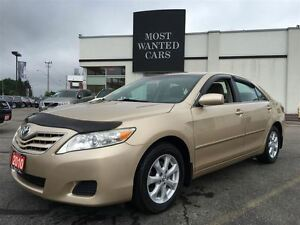 2010 Toyota Camry LE | 3.0L V6 | NO ACCIDENTS | REMOTE STARTER Kitchener / Waterloo Kitchener Area image 2