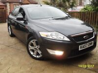 Ford Mondeo 2008 2.0 Zetec 12 mth MOT and Full Service - Swap