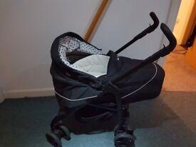 Silvercross 3d stroller pram travel system
