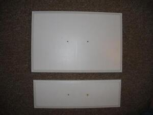 White Cabinet Doors and Drawer Fronts