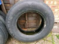 *Brand New* Continental Tyre 205/75R 17.5 - £60.00