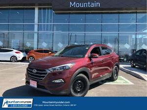 2016 Hyundai Tucson 1.6L TURBO Limited| AWD| SUNROOF | NAVIGATIO