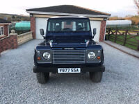 LAND ROVER DEFENDER TD5 90 COUNTY STATION WAGON