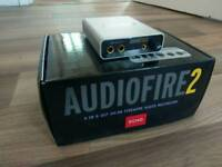 Echo Audiofire 2 soundcard