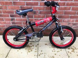 """Raleigh Fury Kids BMX Bike - 16"""" Wheel"""