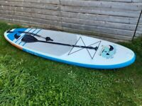 Paddleboard: 10'6 Freshwater Bay inflatable SUP
