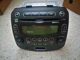 Hyundai i10 stereo cd radio player