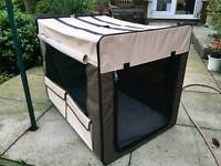 Extra Large Dog Travel Crate