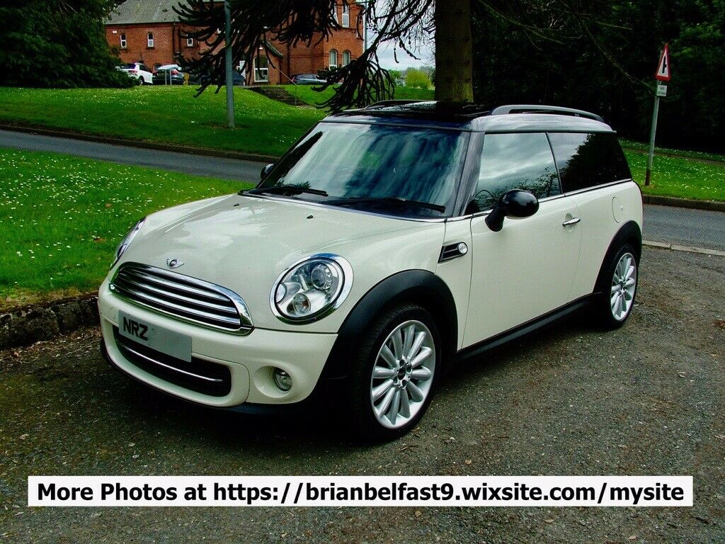 Mini Cooper D Clubman Automatic Sat Nav Panoramic