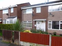 Three Bedroom Terrace - Whitemere Court, Ellesmere Port, Cheshire CH65 2EY