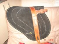 Parelli quantum bareback saddle