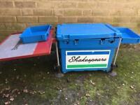 Shakespeare seat box