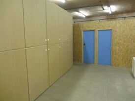 Storage Lockers Only £15/Month | City-Centre Location | Access 6am - 11pm