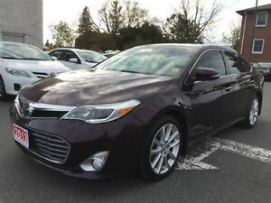 2013 Toyota Avalon LIMITED PREMIUM!