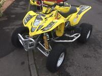 Suzuki ltz 400 quad ltr raptor banshee