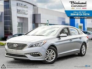 2015 Hyundai Sonata 2.4L GL REAR VIEW CAMERA   HEATED SEATS