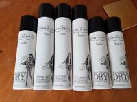 JOB LOT PERCY & REED HAIRSTYLING PRODUCTS NEW AND UNUSED DRY CONDITIONER & HEAT PROTECT STYLING MIST