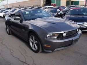 2011 Ford Mustang GT--CONVERTIBLE--INTÉRIEUR CUIR--AUTO