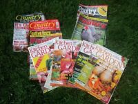 Garden / Food / Poultry Magazines