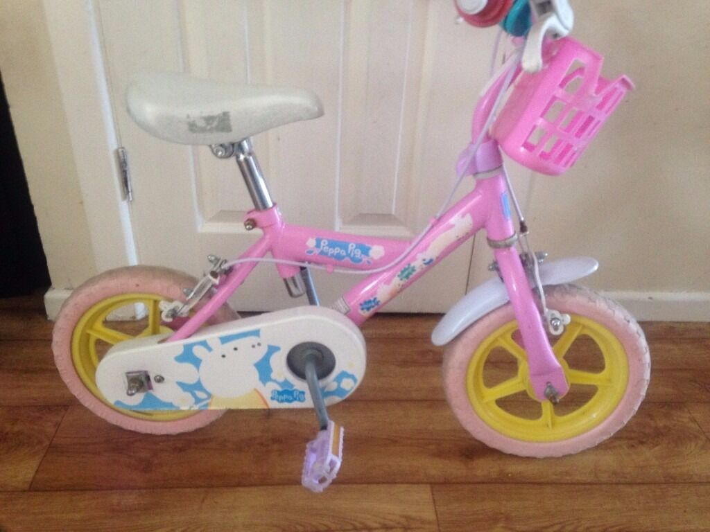 Childs Peppa Pig Bike In Portadown County Armagh Gumtree
