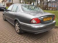 Jaguar xtype 2ltr turbo diesel se full leather 53reg bargain price