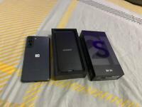 MUST LOOK !! Samsung galaxy s21 mint unlocked grey !