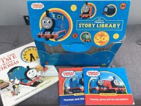 53 x Thomas books library collection