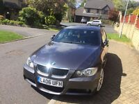 BMW 330d msport 2006 pulls like a rocket automatic leathers cheapest on the net hpi clear