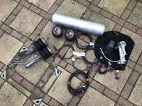 Vauxhall corsa D Air Ride Kit
